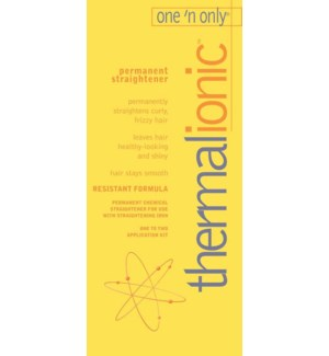 One & Only Chemical Straightner RESISTAN