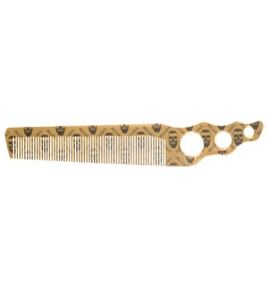 "PEGASUS Gold Clipper Comb 8.03"" SO2020"