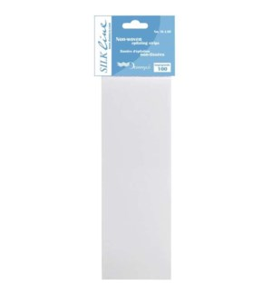 Small Silkline Epilating Strip 1.75x4.5 Inch, 100/Bag