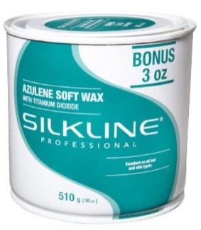 SILKLINE Azulene Soft Wax 18oz