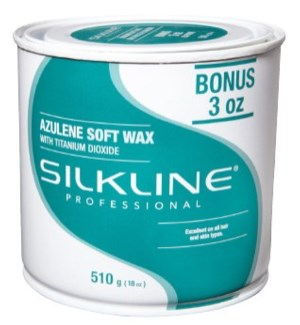 SILKLINE Azulene Soft Wax 18oz