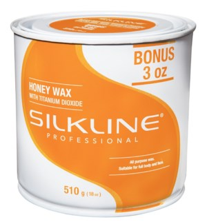 SILKLINE Honey Wax 18oz