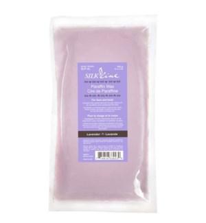 * SILKLINE Lavender Paraffin Wax 450g SLP2LNC