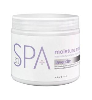 BCL Lavender & Mint Moisture Mask 16oz