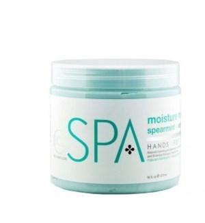 Spearmint & Vanilla Moisture Mask 16oz FP