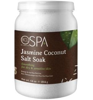 @ BCL SPA 64 Oz. Dead Sea Salt Soak Jasmine Coconut