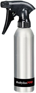 Silver Aluminum Spray Bottle 10oz (300ml)