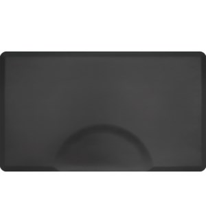 @ FINAL SALE NO RETURNS ELITE 3 x 5 Rectangular Black Mat