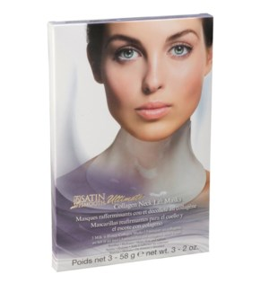 *BF Collagen Neck Lift Mask 3pc FP FP