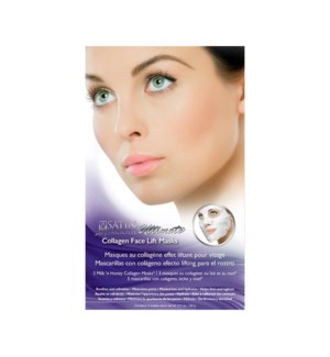 SATIN SMOOTH Collagen Face Lift Mask 3 Mask/Box