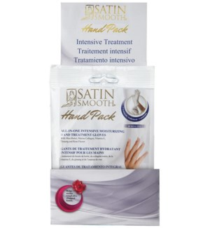 SATIN SMOOTH Intensive Moisturizing Treatment For Hands Display 24pcs