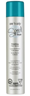 10oz One & Only Speed Style Hair Spray FP