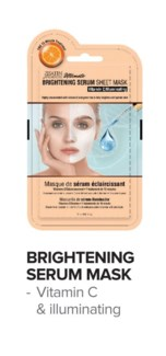 SATIN SMOOTH Brightening Serum Mask 24/Box