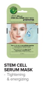 SATIN SMOOTH Stem Cell Serum Mask 24/Box