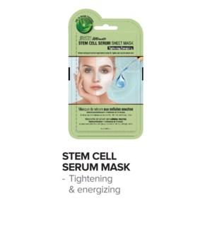 SATIN SMOOTH Stem Cell Serum Mask 24/Box