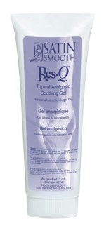 *SS Res-Q Analgesic Numbing Gel FP