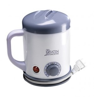 SATIN SMOOTH Single Wax Warmer W/ Stay-Cool Handle