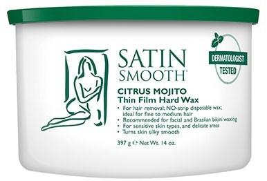 SATIN SMOOTH Citrus Mojito Hard Wax