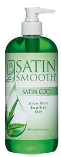 SATIN SMOOTH Aloe Vera Skin Soother 16oz