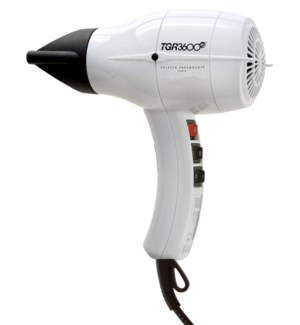 VELECTA PARAMOUNT Tgr3600XSWC Compact Hair Dryer WHITE