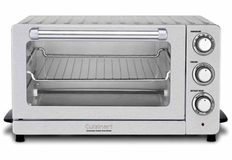 Cuisinart Toaster Oven with Convection