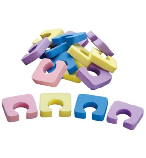 Single Foam Toe Separators 144/Bag