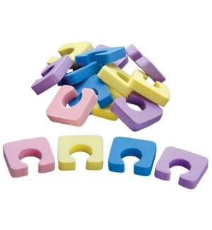 Single Foam Toe Separators 144/Bag SLTOEUNIC