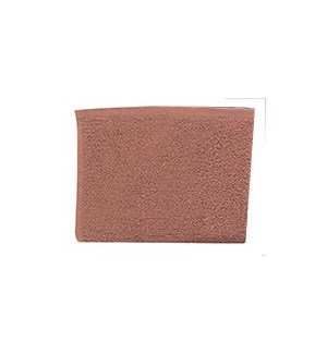 Brown Towel Bleach Proof Sold In 12 Pack 16x27 Inch BESTOWELCBRUCC
