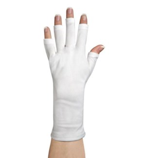 SILKLINE Anti-UV Gloves Medium 1pr