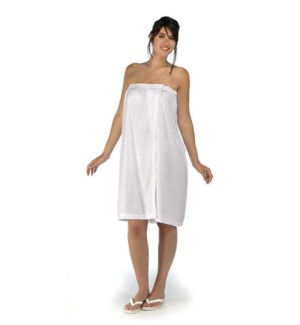 White Spa Wraparound, Large-Extra Large