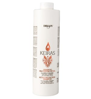 DK KEIRAS PROTECT SHAMPOO LTR COLORED
