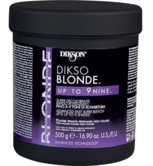 DIKSO Blonde Lightener 500g