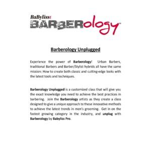 DAN HANDS ON BARBEROLOGY OCT 19/2020 TORONTO