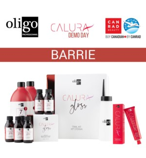 CALURA Demo March 2 2020 with Amber BARRIE