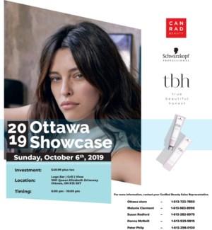 OTTAWA SHOWCASE OCT 6 2019