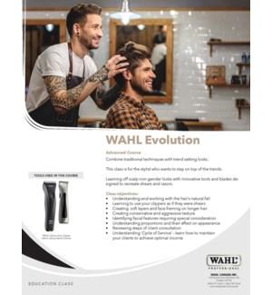 WAHL EVOLUTION CLASS LONG HAIR DEC 2/19 BARRIE