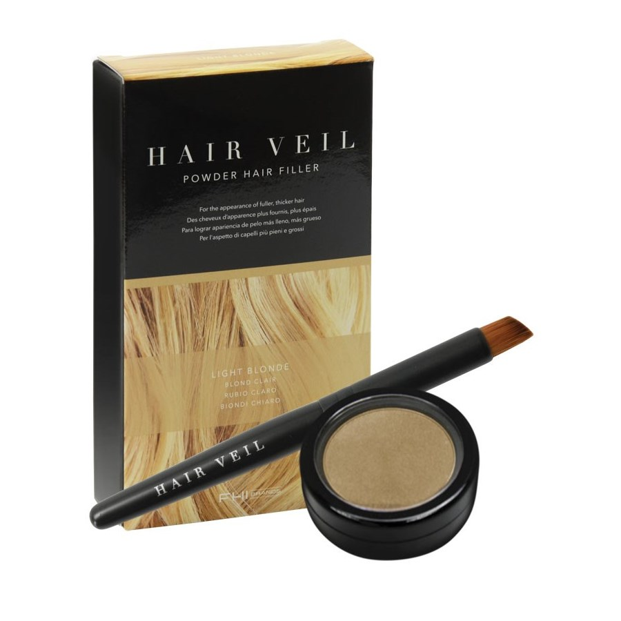 *MD FHI HAIR VEIL Lgt Blnd Powder Hair Fill