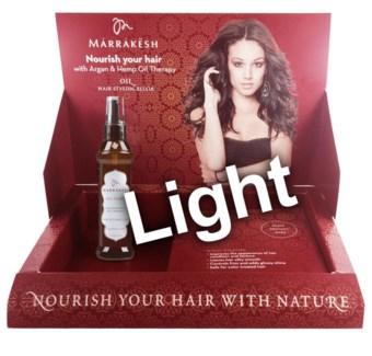 MarraKesh LIGHT Oil Intro 12 + 1 Tester
