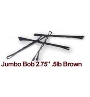 Jumbo Bob 2.75in .5lb Brown