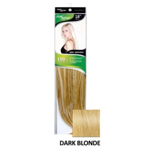 HH 18in 8PC 7HH DARK BLONDE