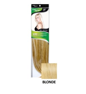 HH 18in 8PC 8HH BLONDE