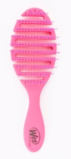 WB Pink Flex Dry Wet Brush BWP800FXPN