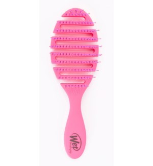 WB Pink Flex Dry Wet Brush BWP800FXPN
