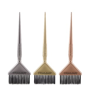 Foil It Metallic Big Daddy Brush Set MA19