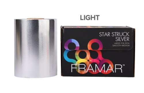 Roll Star Struck Silver Light Foil CNBO