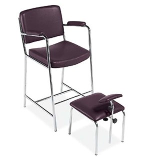 Global B1325 Pedi Chair