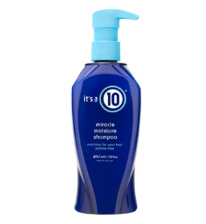 300ml Miracle Moisture Shampoo SF 10oz Its a 10
