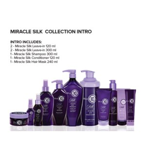 ! @ SILK Miracle Introductory Offer Its a 10