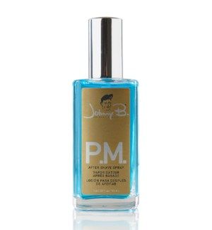 *MD JOHNNY B P.M. AFTER SHAVE SPRAY 3.5oz
