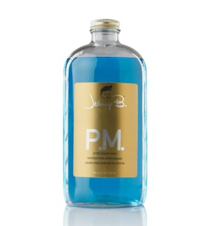 *MD JOHNNY B P.M. AFTER SHAVE SPRAY 32oz